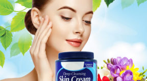 Personal Care Deep Cleansing Skin Cream