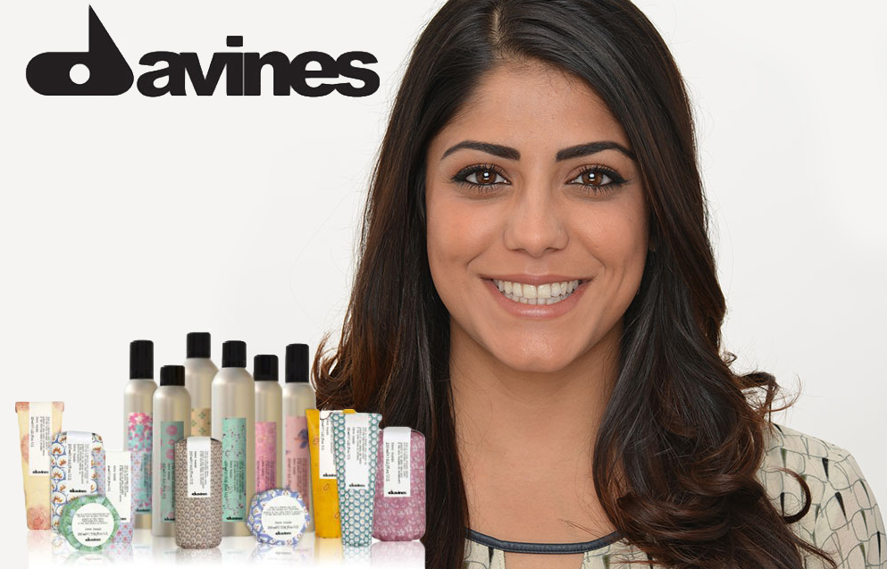 Davines Hair Care Review
