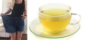 natural weight loss tea