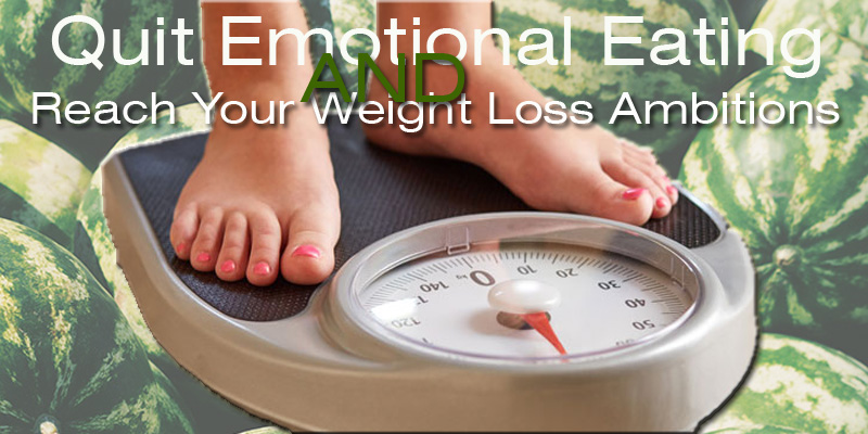4 Methods to assist You Quit Emotional Eating and Reach Your Weight Loss Ambitions